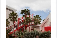 LACMA's Broad Contemporary Art Museum building.
