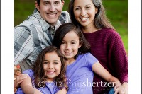 A Los Angeles family looks beautiful in their family pictures taken in the South Bay.